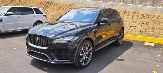 Jaguar F-pace 3.0 Svr 2020 Auto Demo
