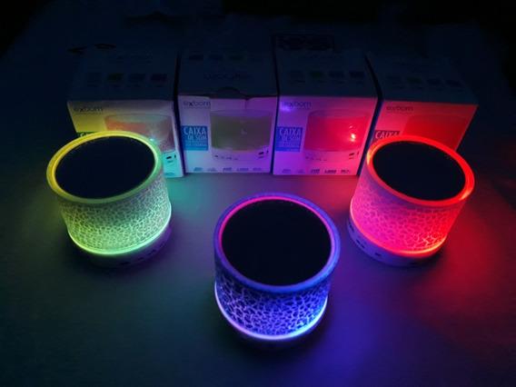 Mini Caixa De Som Bluetooth Exbom Cs-a12bt - Novo!