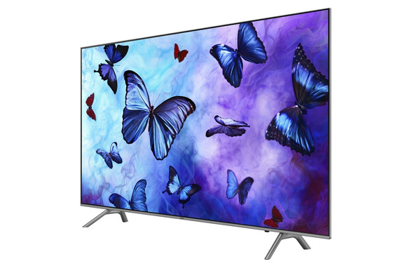 Qled Smart Tv Samsung 55 Uhd 4k