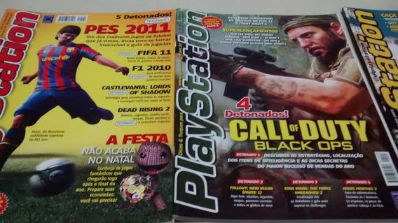 Revistas Playstation Xbox Game Power,super Dicas E Outras