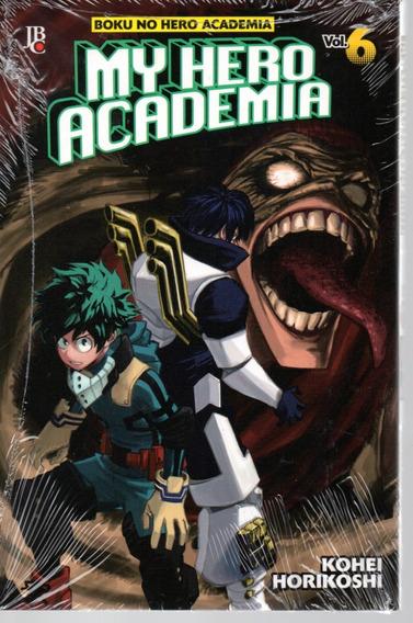 My Hero Academia 06 - Jbc 6 - Bonellihq Cx471 C19