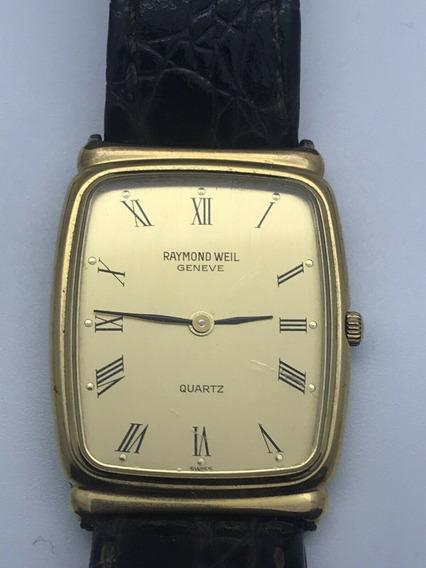 Relógio Raymond Weil Geneve 18k
