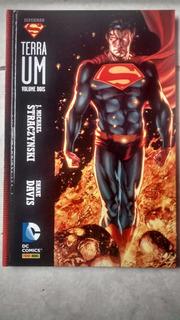 Super Man Terra 1 Da Panini