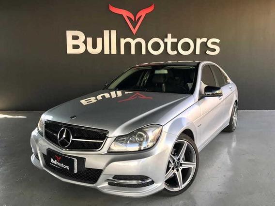 Mercedes-benz C-180 Cgi Classic 1.8 16v 156cv Aut 2012