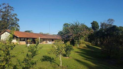 Chácara Com 6 Dormitórios À Venda, 72000 M² Por R$ 1.200.000,00 - Verava - Ibiúna/sp - Ch0008