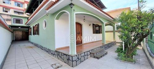 Imagem 1 de 29 de Casa À Venda, 315 M² Por R$ 1.050.000,00 - Santa Rosa - Niterói/rj - Ca0828