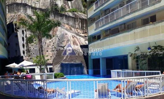 Apartamento À Venda, 3 Quartos, 1 Vaga, Catete - Rio De Janeiro/rj - 2726