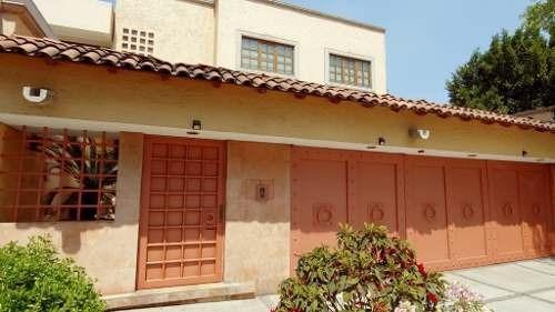 Hermosa, Amplia Y Confortable Casa En Ciudad Satelite