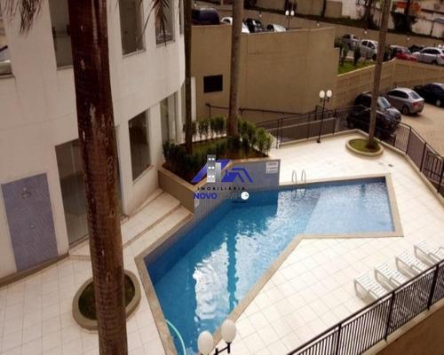 Apartamento Residencial À Venda, Jardim Sabiá, Cotia. - Ap0176 - 67873891