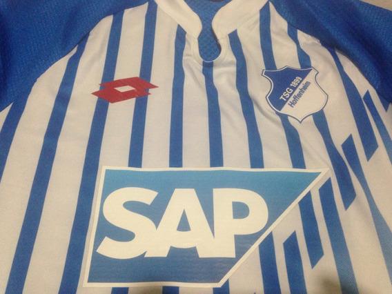 Camisa Lotto Hoffenheim Alemanha 2015/16