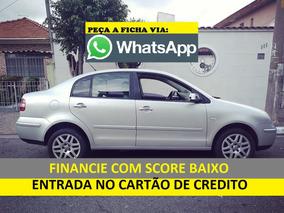 Volkswagen Polo Completo Aprovo Financiamento Score Baixo