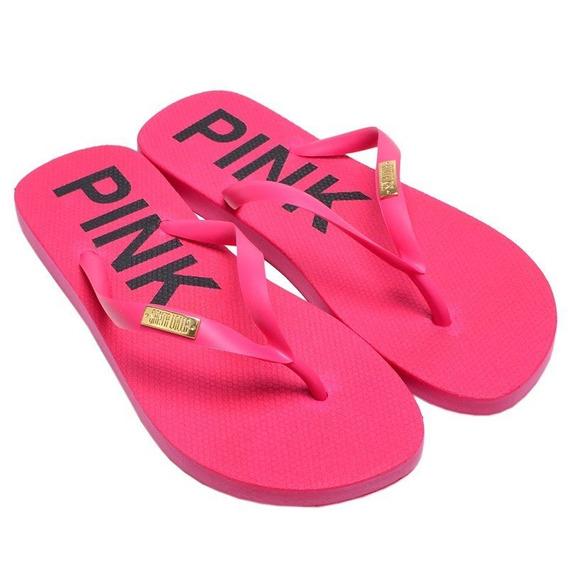 Chinelo Feminino Flip Flop Santa Lolla Pink