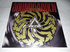 Lp Soundgarden Badmotorfinger Vinil Novo Lacrado