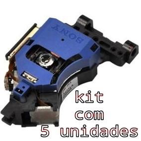 Unidade Ótica Modelo Khs - 313a Sony Original Kit Com 5