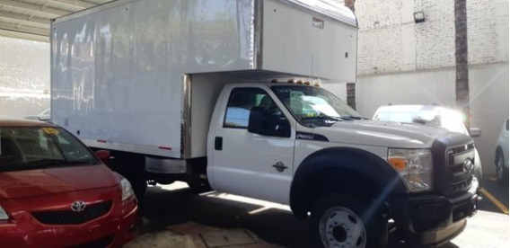 Ford F-450 Diesel 6.7 Lts 2016 Chasis Cabina