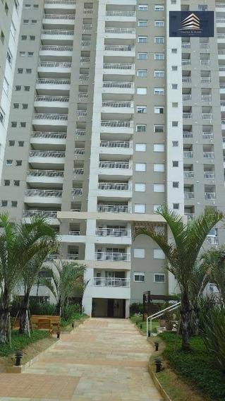 Apartamento Residencial Condomínio Carpediem, Bosque Maia, Guarulhos. - Ap0232