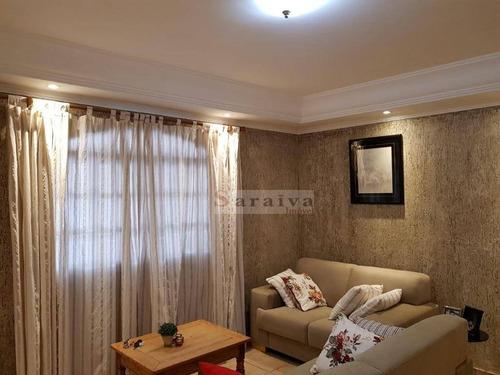 Sobrado Com 3 Dormitórios À Venda Por R$ 1.400.000,00 - Jardim Tenani - São Paulo/sp - So0236