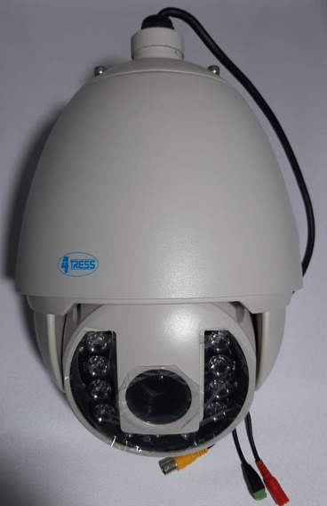 Speed Dome Profissional 1/3 700 Linhas Ip66 Infrared 100mts