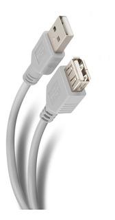 Extensión Usb De 1,8 M Con Conectores Niquelados. | Usb-316