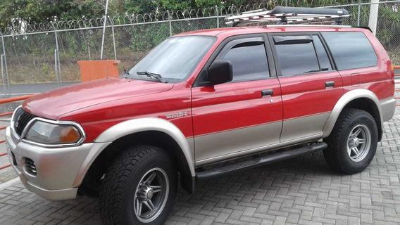 Mitsubishi Montero Sport Año 1998