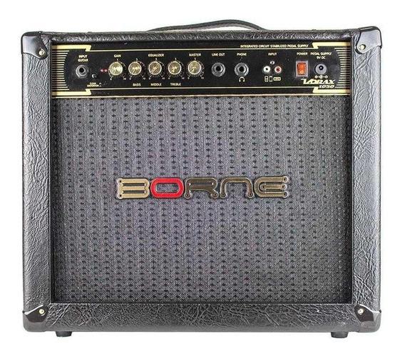 Cubo Amplificador Guitarra Borne Vorax 1050 50w