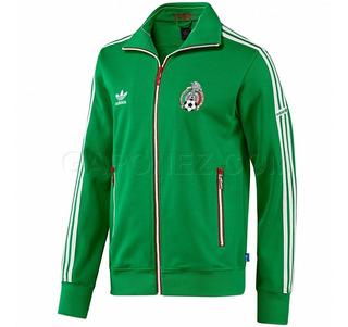 adidas Originals Mexico Sudadera Tracktop Beckenbauer