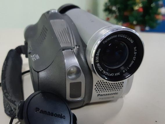 Filmadora Panasonic Mini Dv Pv Gs29 Leia A Descrição !!!