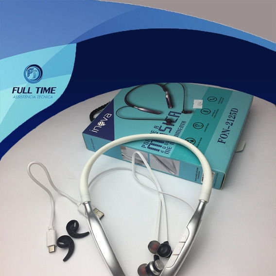 Fone De Ouvido Bluetooth Inova- Fon2125d