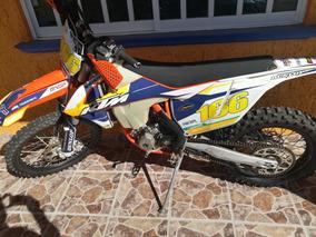 Ktm Cross Country 2016 250cc Vendo Cambio Por Harley Doy Dif