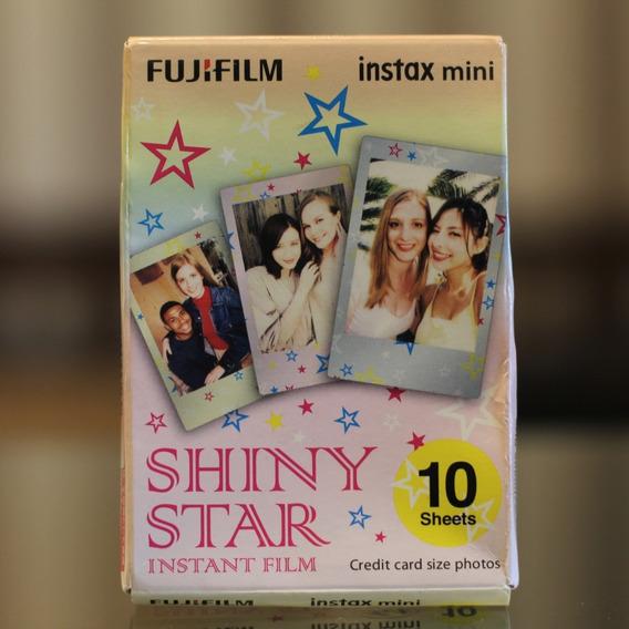 Filme Colorido Para Câmeras Fuji Instax Mini 7s/8/9