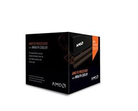 Amd Fx 8-core Black Edition Fx-8350 Processador Com Wraiths