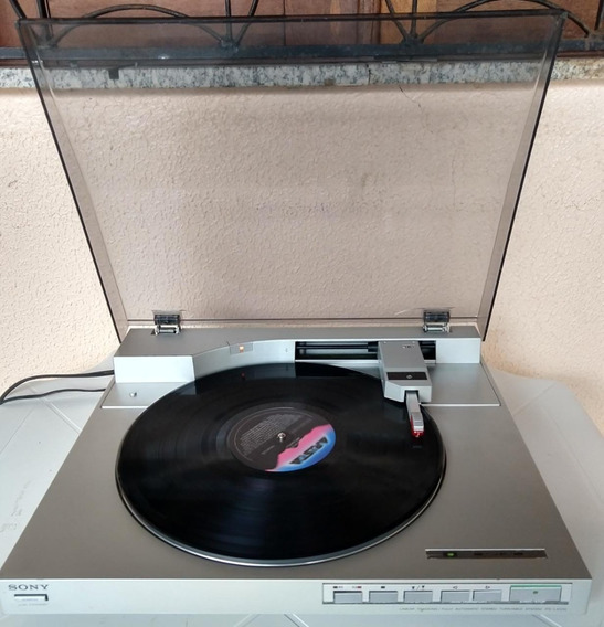 Toca Discos Sony Ps Lx-510