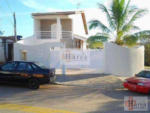 Sobrado Com 3 Dorms, Wanel Ville, Sorocaba - R$ 590 Mil, Cod: 7632 - V7632