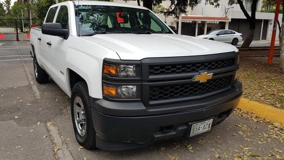 Chevrolet Silverado 4.3 E Pickup 2500 Crew Cab 4x2 Mt 2015