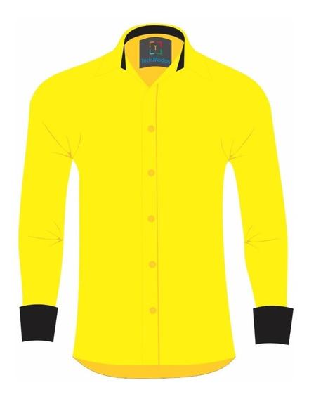 Camisas Social Masculina Slim Fit - Atacado - Pronta Entrega