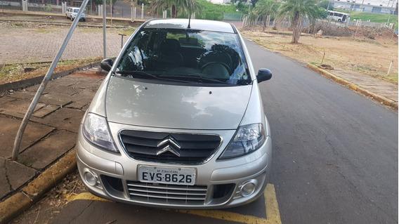 Citroen C3 Completo + Couro 2012 Excelente Estado