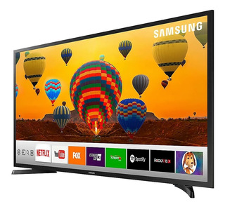 Smart Tv Led 32 Pulgadas Hd Samsung Un32j4290 Hdmi Usb Wifi Gtia Oficial