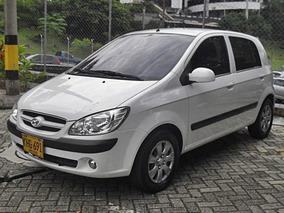 Hyundai Getz Gl At 1.4 2010 Khg691