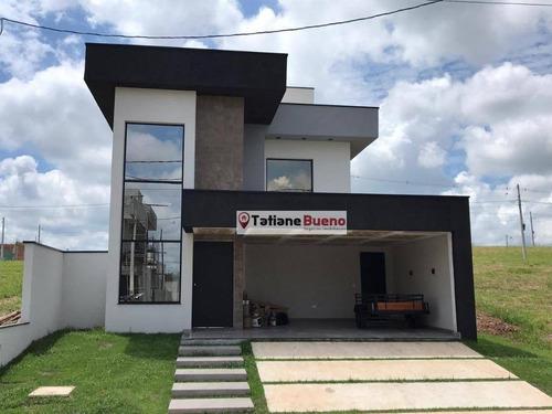 Sobrado Com 3 Dormitórios À Venda, 188 M² Por R$ 765.000 - Parque Residencial Maria Elmira - Caçapava/sp - So0228
