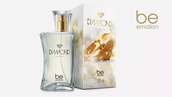 Perfume Be Emotion Diamond Woman 100ml