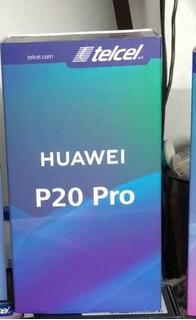 Huawei P20 Pro Telcel....o 15000 A1 Solo Pago ...