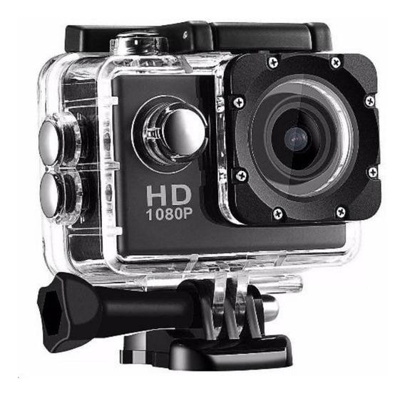 Camera Esportes A Prova D Agua Filmadora