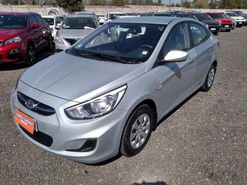 Hyundai Accent  1.4 Gl Rb 6mt 2016