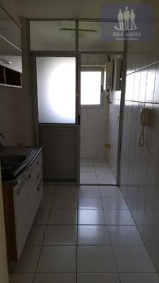 Apartamento Com 3 Dormitórios À Venda, 62 M² Por R$ 350.000 Rua Arnaldo Cintra, 416 - Tatuapé - São Paulo/sp - Ap1257