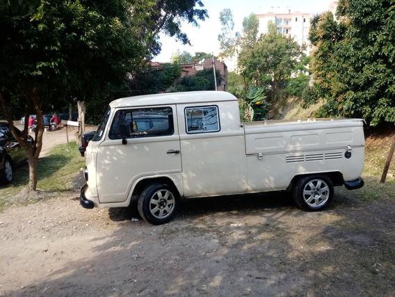 Volkswagen Kombi Flex Injaçao