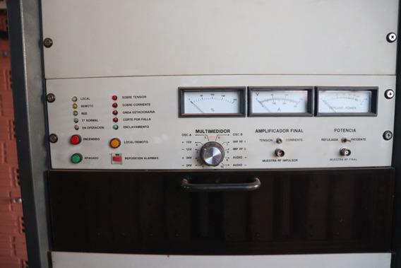 Transmissor Rádio Am Continental 5kw Com Caixa De Sintonia
