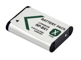 Bateria Np-bx1 1240ma Para Camara Digital - Factura A / B