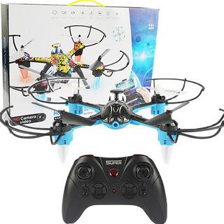 Drone Control Remoto Wifi Joystick Gps 360 Recargable