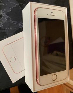 iPhone Se 64 Gb Rosa Usado Único Dueño