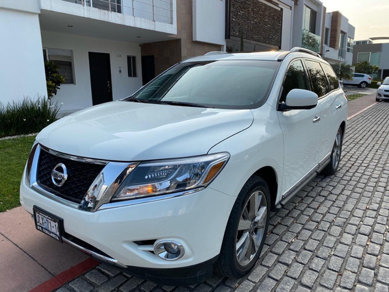 Nissan Pathfinder At Exclusive Fact Original Esta Nueva Piel